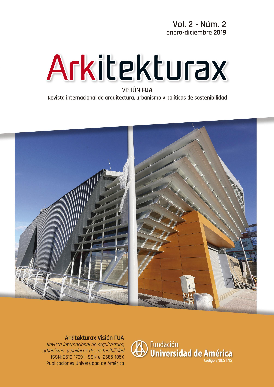 Revista internacional de arquitectura, urbanismo y políticas de sostenibilidad